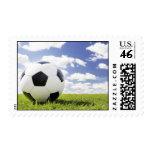 balón de fútbol sellos