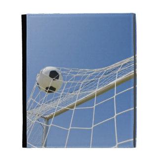Balón de fútbol y meta 3