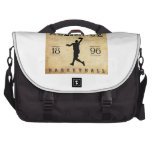 Baloncesto 1896 de Alliance Ohio Bolsa De Ordenador