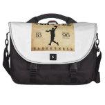 Baloncesto 1896 de Seattle Washington Bolsas De Ordenador