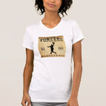 Baloncesto 1898 de Yonkers Nueva York Camisetas