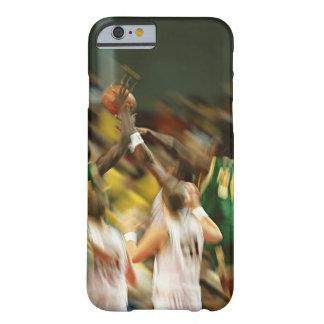 Baloncesto 3 funda para iPhone 6 barely there
