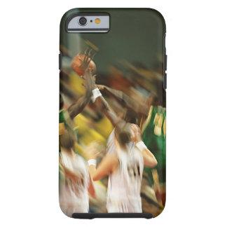 Baloncesto 3 funda para iPhone 6 tough