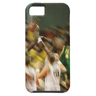 Baloncesto 3 iPhone 5 fundas
