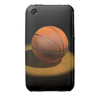 baloncesto 3d en proyector iPhone 3 funda