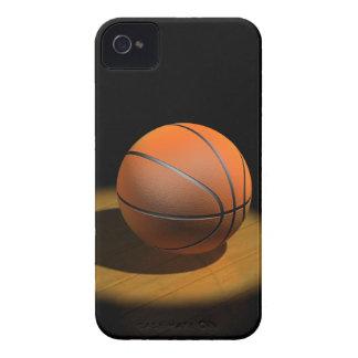 baloncesto 3d en proyector iPhone 4 cárcasas