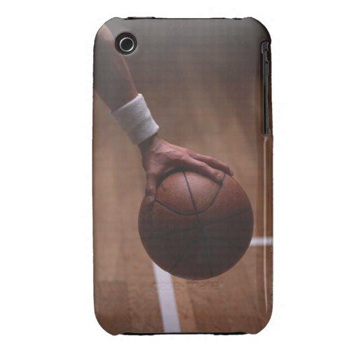 Baloncesto 6 funda para iPhone 3 de Case-Mate