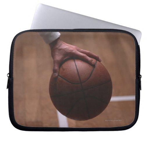 Baloncesto 6 fundas portátiles