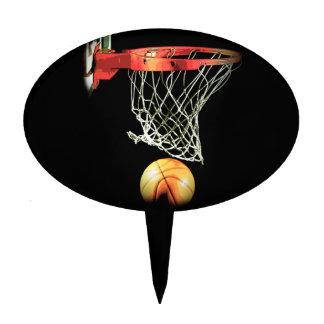 Baloncesto Figuras Para Tartas