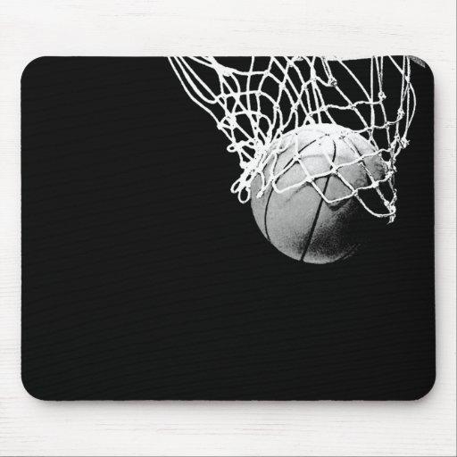 Baloncesto Alfombrilla De Ratón