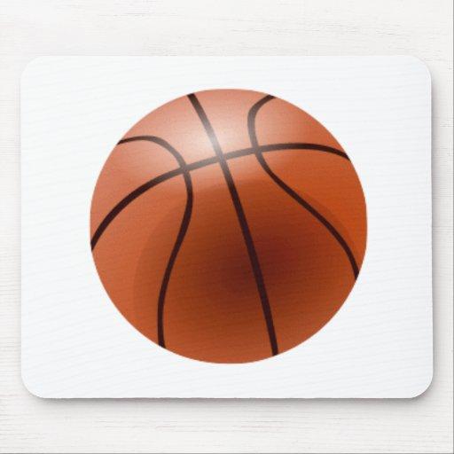 Baloncesto Alfombrillas De Raton