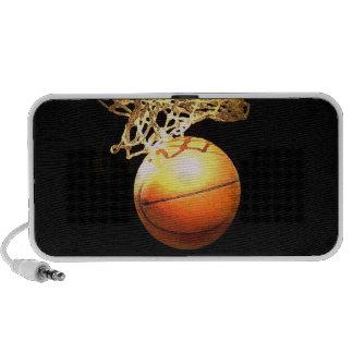 Baloncesto iPod Altavoces