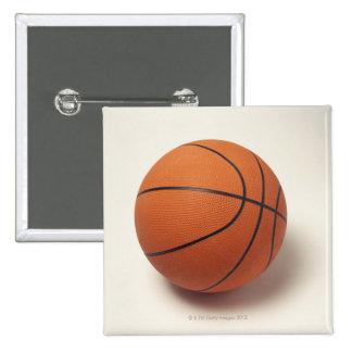Baloncesto anaranjado, primer pin cuadrado