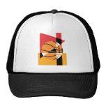 Baloncesto artístico gorras de camionero