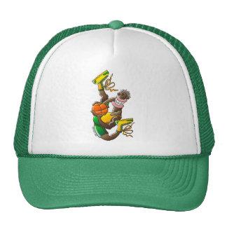 Baloncesto asombroso gorra