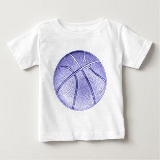 Baloncesto azul t shirts