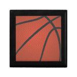 baloncesto caja de joyas