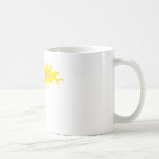 Baloncesto caliente tazas de café