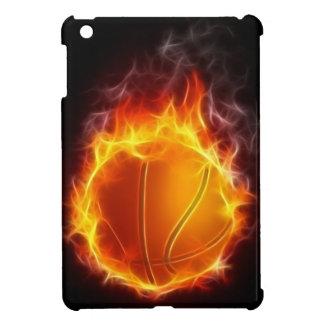 Baloncesto caso del iPad del fuego del mini