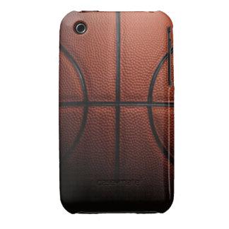 Baloncesto - compañero del caso del iPhone 3 iPhone 3 Case-Mate Funda