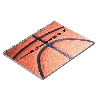 Baloncesto Libretas Espirales