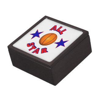 Baloncesto de All Star Cajas De Recuerdo De Calidad