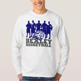 Baloncesto de Bexley Playera