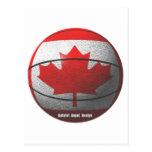 Baloncesto de Canadá Postal