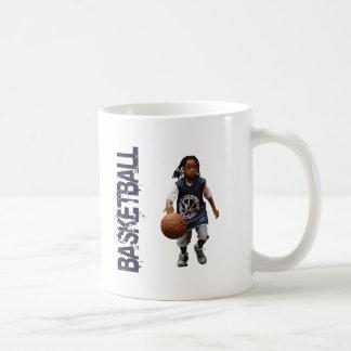 Baloncesto de la juventud taza