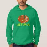Baloncesto de Lituania Sudadera