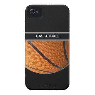 baloncesto de los casos del iPhone 4 Case-Mate iPhone 4 Protector