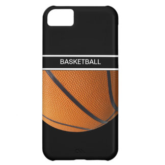 baloncesto de los casos del iPhone 5
