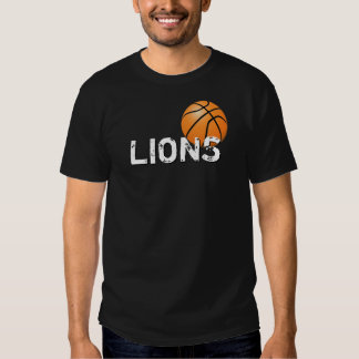 Baloncesto de los LEONES Playeras