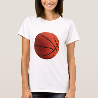 Baloncesto de moda del estilo playera