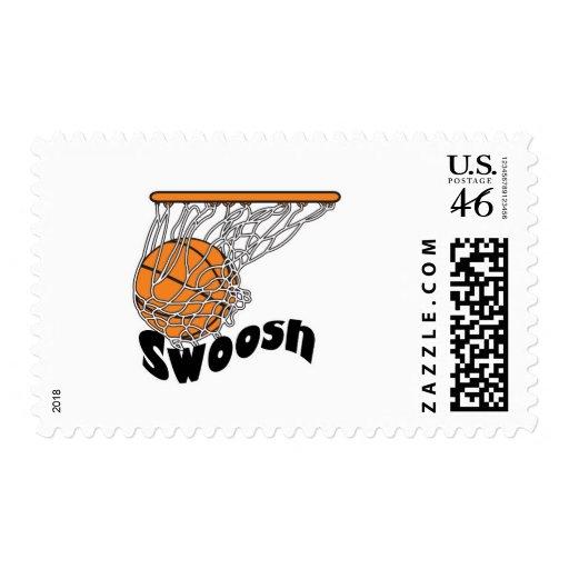 baloncesto de Swoosh Sello