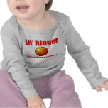 Baloncesto del campanero de Lil Camiseta