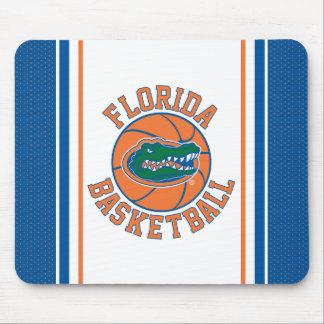 Baloncesto del cocodrilo de la Florida Alfombrillas De Raton