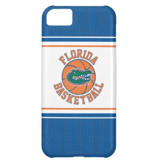 Baloncesto del cocodrilo de la Florida Funda Para iPhone 5C