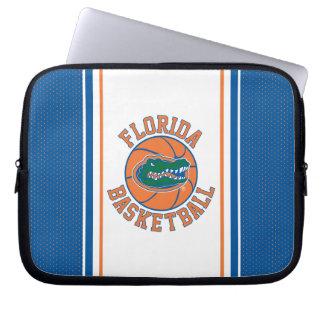 Baloncesto del cocodrilo de la Florida Funda Portátil
