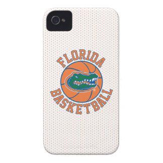 Baloncesto del cocodrilo de la Florida iPhone 4 Case-Mate Protector