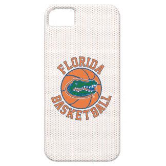 Baloncesto del cocodrilo de la Florida iPhone 5 Carcasas