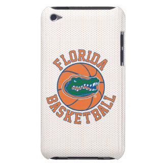 Baloncesto del cocodrilo de la Florida iPod Touch Case-Mate Coberturas