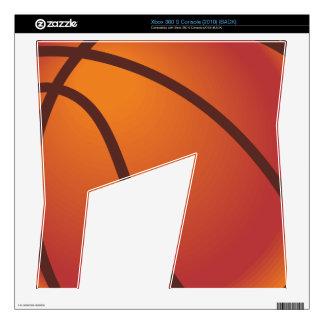 Baloncesto del dibujo animado calcomanías para xbox 360 s