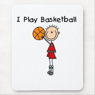 Baloncesto del juego del muchacho I Tapetes De Ratones