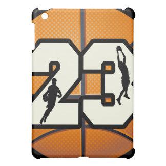 Baloncesto del número 23