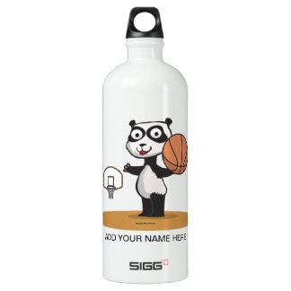 Baloncesto del oso de panda