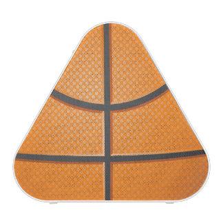 Baloncesto del vector altavoz bluetooth