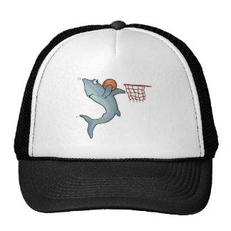 baloncesto dunking sharking gorro