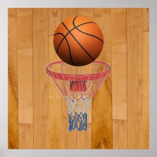 Baloncesto - efecto 3D Impresiones