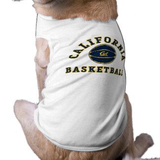 Baloncesto el | caloría Berkeley de California Playera Sin Mangas Para Perro